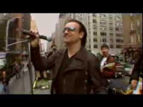U2 Surprise Concert NEW YORK.flv