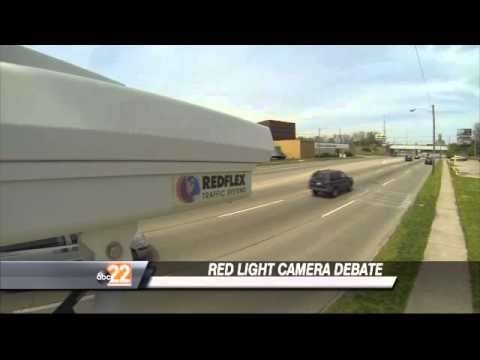 Debate Continues on Red Light Cameras