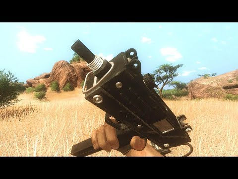 FAR CRY 2 - ALL Weapons Inspect Animations