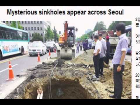 Mysterious Sinkholes May Be Threatening The World's Sixth-Tallest Building