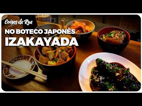 Boteco estilo japonês com comida muito além do sushi e do sashimi - Coisas da Rua
