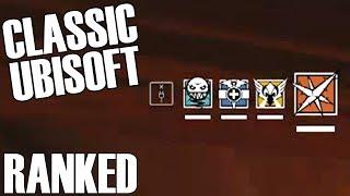 Rainbow Six Siege: Ranked - Down A Player