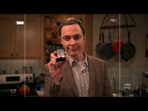 Amy Answers Sheldon's Proposal ,Season 11x01