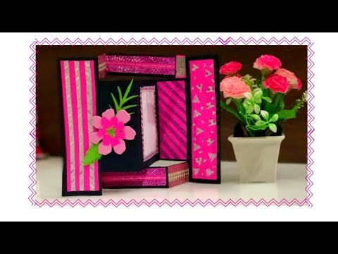 How to make Simple & easy  Trifold card | Greeting Card