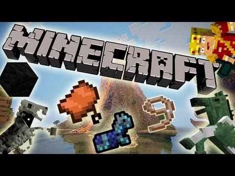 MineCraft 1.6 SnapShot: Triple Dungeons, Horse loot!