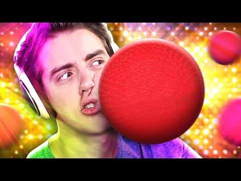 DON'T GET HIT IN THE FACE WITH A DODGEBALL! The Pals play Disco Dodgeball!