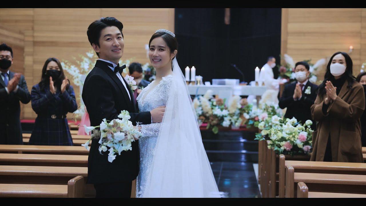 [wedding] 재한♥송현 운명커플 성당 결혼식 + 피로연