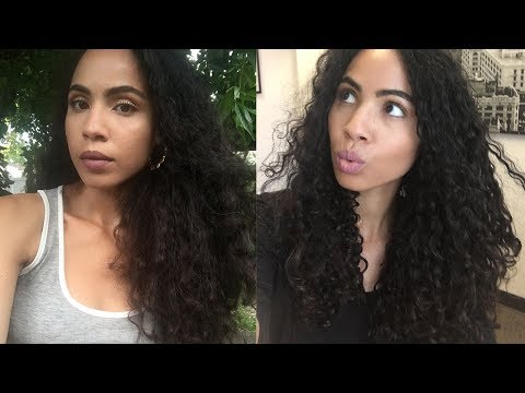 How To Transform Damaged Curly Hair Back To Healthy