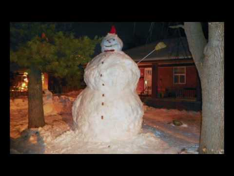 The Life of a Giant Snowman