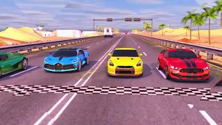 Racing Ferocity 3D | Global Game Launch Trailer | Download Now on Google Play | Mobile Racing Game