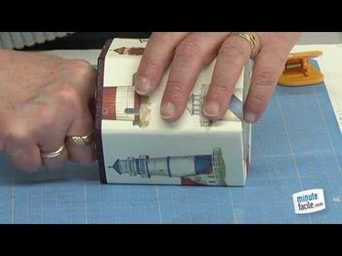 Faire un pot à crayons en carton : mode d'emploi