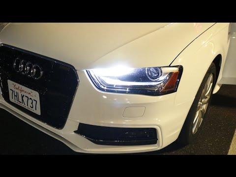 How to Install LED Turn Signal Light Bulbs on Audi A4