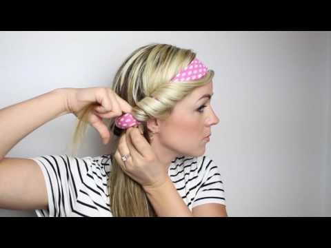 How to Curl your Hair without any Heat // No Heat Curls