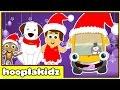 Wheels On The Bus Christmas Special Jingle Bells Nursery Rhy