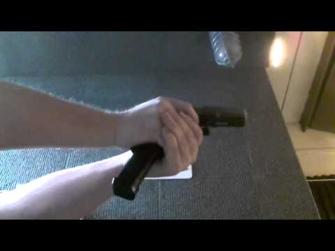 A Moment With A Glock 18