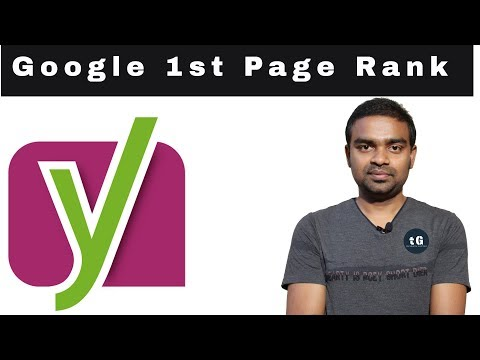 How to Write SEO Friendly Blog - Rank Your Blog on 1st Page - Yoast Plugin
