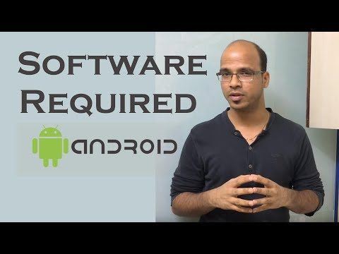 Prerequisites to Code Android | Software Requirements