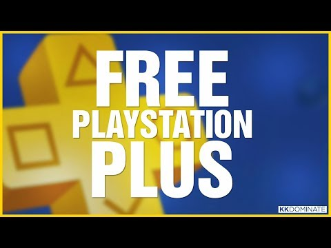 How To Get Ps Plus Free On Any Account (PS4) (2DAYS)
