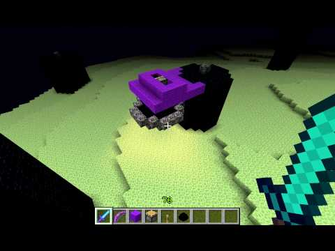 MineCraft Tutorial: How To Get An Ender Dragon Egg
