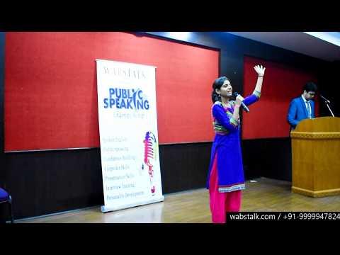 Porus - The Forgotten King | Poorvi | Grand Public Speaking Championship