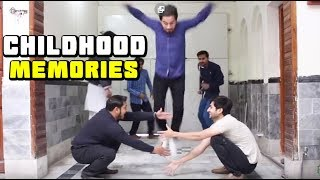 Child hood memories by Peshori vines Official