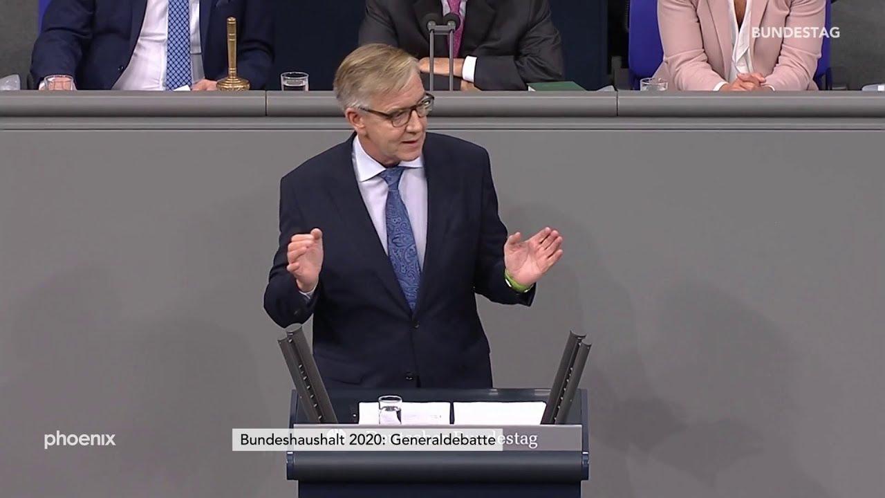Dietmar Bartsch (Die Linke) in der Generaldebatte am 27.11.19