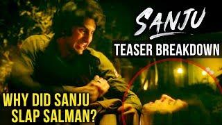 Why Did Sanjay Dutt SLAP Salman Khan In