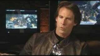 Michael Bay Transformers Movie Director Exclusive Interview