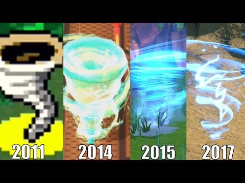 Lego Ninjago Videogames - SPINJITZU EVOLUTION!!! (2011 - 2017)