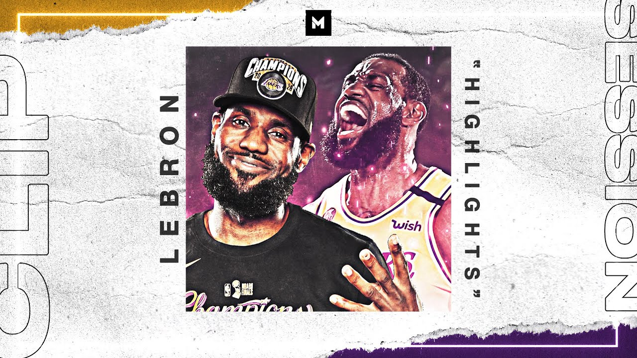 How The King Got His FOURTH Ring! 2020 Bubble Highlights Part 2 | CLIP SESSION