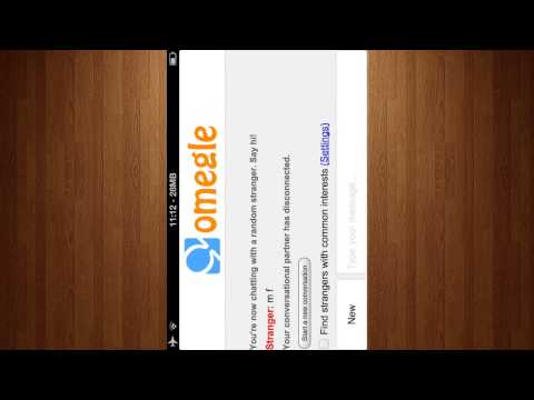 Omegle App Review