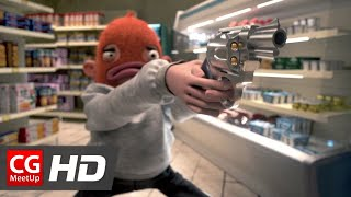 "CGI Animated Short Film HD ""Deuspi Short Film"" by MegaComputeur"