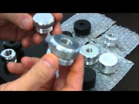 ** WARNING ** Maglite Suppressor Silencer Solvent Trap  Adapters are NOT all the same!