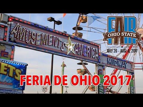 FERIA DEL ESTADO DE OHIO - OHIO STATE  FAIR