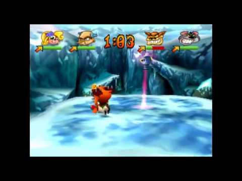 Wikihooded Magister's Terrace - Crash Bash [Coco] [Tournament Mode] [Polar Push - Manic Panic]