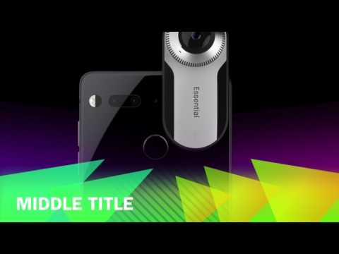 Essential Phone- Essential Phone Specification -Best Android Phone ?