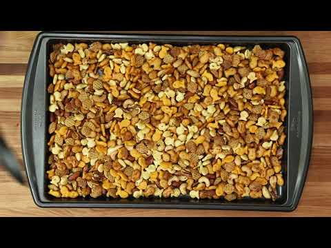 Pepperidge Farm Savory Rosemary Snack Mix   Price Chopper How-To