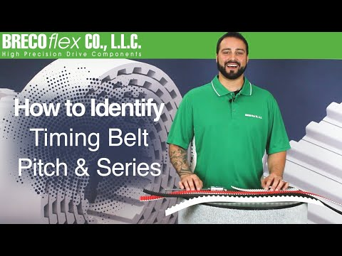 How to Identify Timing Belt Pitch & Series