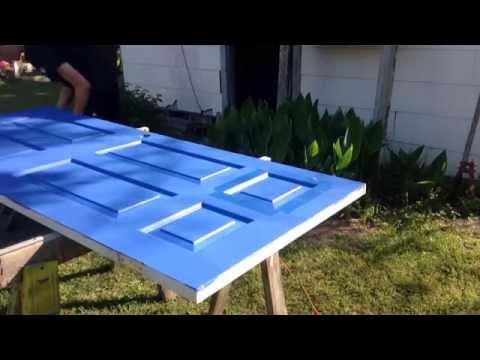 DIY Tardis Door!