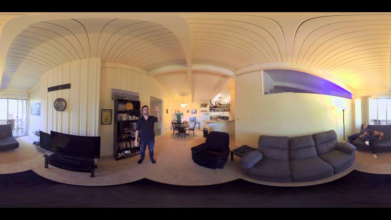 360° VIRTUAL APARTMENT TOUR / Adorian Deck