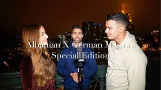 ALBANIAN X GERMAN Mashup - Special Edition | Mike | Allein | Qez Nman | Skam Koh |  (Prod. by Hayk)