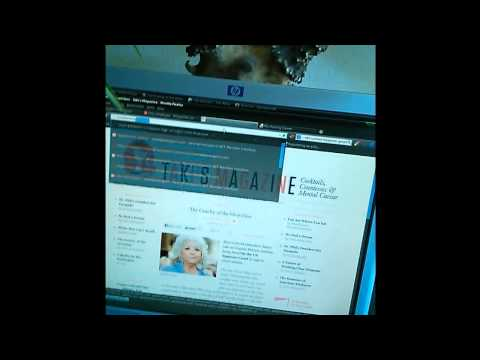 How to enter a URL in the address bar of your browser
