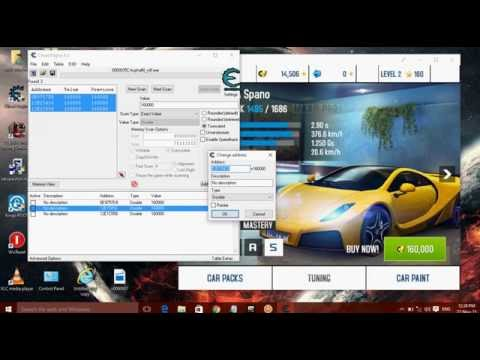 How to get unlimited coins in ASPHALT 8 for windows 8,8.1,10