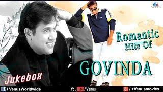 """Govinda"" Romantic Hits | Audio Jukebox"