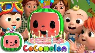 Cocomelon's 13th Birthday | CoCoMelon Nursery Rhymes & Kids Songs