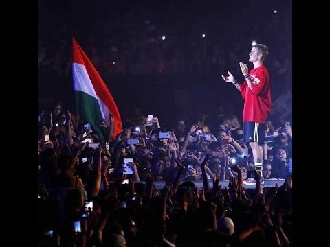 JUSTIN BIEBER SORRY PERFORMANCE IN MUMBAI  AT DY PATIL STADIUM 10MAY2017
