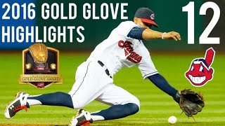 Francisco Lindor   2016 Gold Glove Highlights