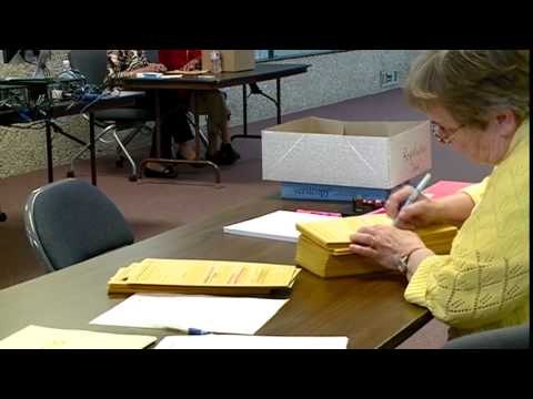 Absentee ballot recipients will need to show ID