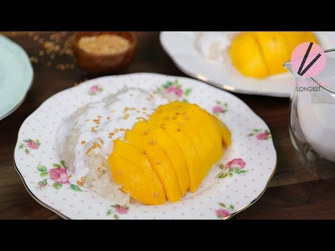 Easy Mango Sticky Rice