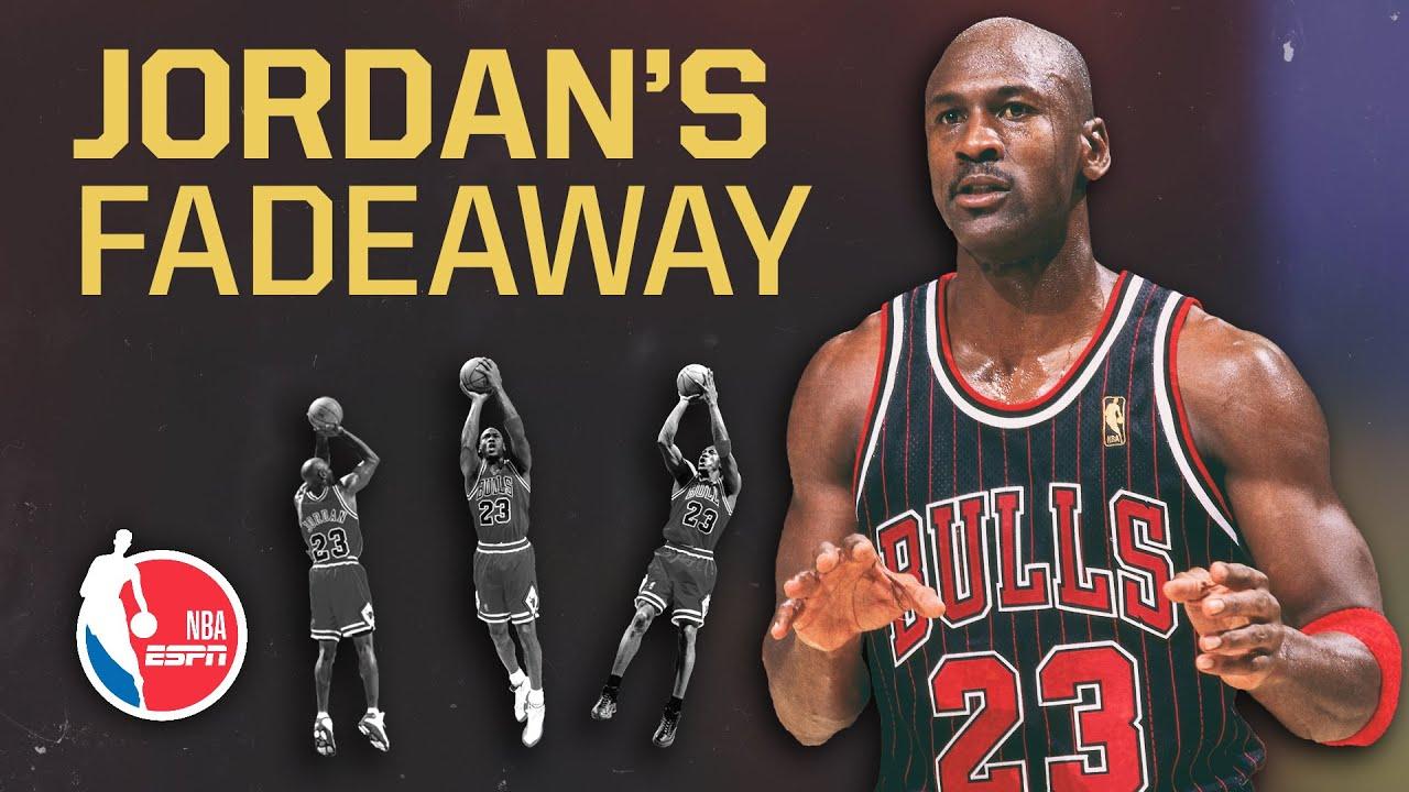 Michael Jordan's fadeaway was efficient, beautiful and unguardable | Signature Shots